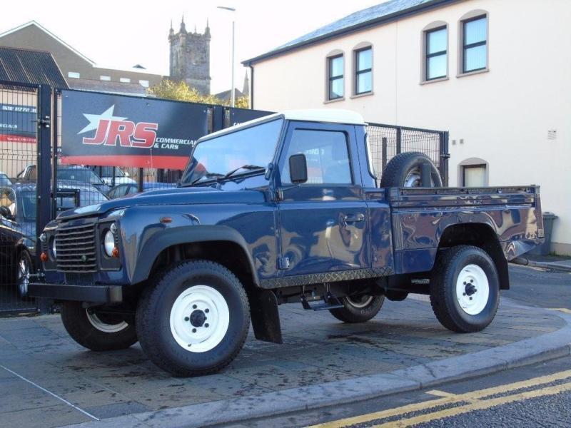 2009 Land Rover Defender 110 2dr