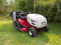 "White Lawn Tractor 16 HP 42""cut  Automatic."