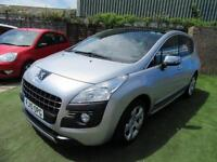 2010 Peugeot 3008 1.6 THP Exclusive SUV 5dr