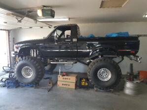 1981 Toyota monster truck
