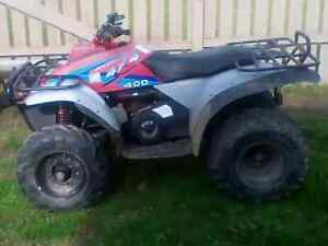 Polaris Sportsman 4x4  2 Stroke