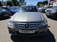 2012 Mercedes-Benz C Class 2.1 C220 CDI BlueEFFICIENCY SE 4dr