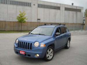 2008 Jeep Compass, 4x4, Auto, Only 142000, 3/Ywarranty available