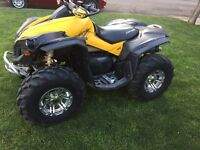 2010 Can Am Renegade 800