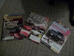 Automobile Magazines Assorted like new