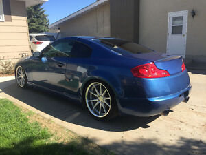 2005 Infiniti G35 Fully loaded Coupe (2 door)