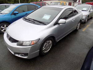 Honda Civics 2008,09,10 All Inspected Calls Only Please 727-5344