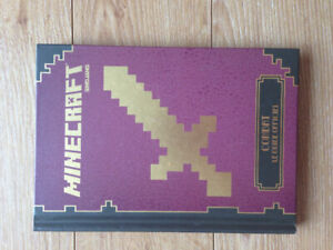 ***Chambly - Minecraft, Combat, Le guide officiel, comme neuf!