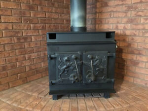 Wood Stove by Lake Wood for Sale