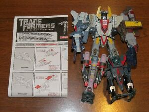 Transformers Superion 2008 Revenge of the Fallen Action Figure
