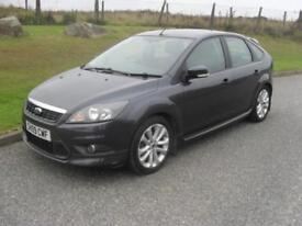 Ford Focus 1.6 ( 115ps ) 2009.5MY Zetec S ONLY 78000 Mls 2 Keys 5 Dr