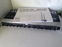 Compresseur(Compressor)Limiteur(Limiter)Gate MDX 1400 Behringer