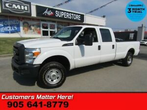 2013 Ford F-250 Super Duty XL  CERTIFIED (WORK TRUCK SPECIAL) CR