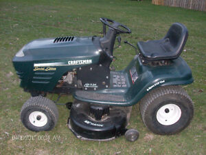 I'm wanting to BUY a DEAD Riding Lawnmower, ??  ..ANY TRACTOR,,