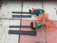 ELECTRIC HEDGE TRIMMERS £20