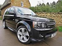 2012 RANGE ROVER SPORT 3.0 SDV6 255 BHP HSE WITH LUXURY PACK AUTO (INC VAT !!)