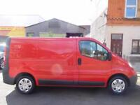 NO VAT Vauxhall Vivaro 2.0CDTi SWB PX CLEARANCE VEHICLE (5)