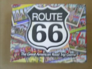 ROUTE 66 BOARD GAME
