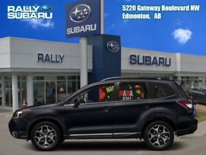 2016 Subaru Forester 2.0XT Limited  - Low Mileage