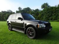 2007 RANGE ROVER 3.6 TDV8 VOGUE BLACK EDITION *****NOW SOLD*****MORE STOCK DUE