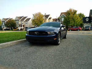 2011 Ford Mustang Manuelle