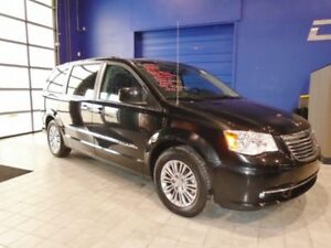 2016 Chrysler Town  Country Touring-L  w/ Leather, DVD, Nav