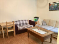Spacious, one bed, ground floor, garden flat to rent in Clapton - Pets welcome