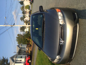 2007 Honda Civic Brown Coupe (2 door)