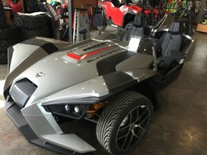 2016 Polaris Slingshot SL Turbo Silver