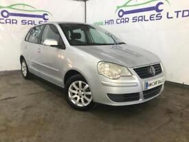 2005 Volkswagen Polo 1.4 SE 5dr