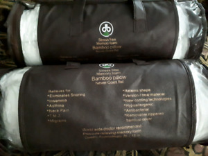 Bamboo Pillows Brand new never opened 30.00
