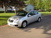 2007 Nissan Sentra Sedan, Great Little Gas Saver!