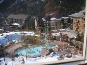 great snow, great skiing, great condo!