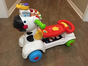 Vtech Zebra Ride Along Toy