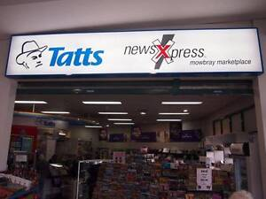 NewsXpress and Lotto - Vendor Finance with Nil interest Mowbray Launceston Area Preview
