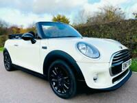 2017 MINI Convertible 1.5 Cooper (s/s) 2dr Convertible Petrol Manual