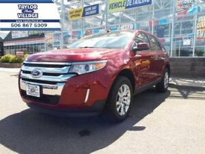 2014 Ford Edge SEL  Ford Certified Pre-Owned Dual Zone Climate C