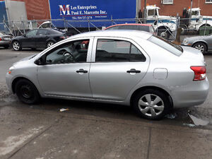 2008 Toyota Yaris Berline