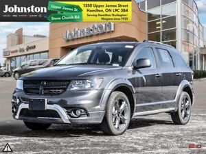 2018 Dodge Journey Crossroad AWD  - Navigation - $136.27 /Wk