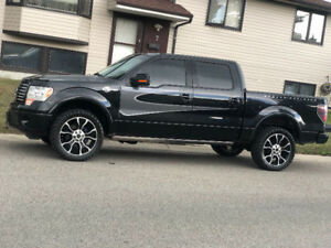 2012 Ford F-150 SuperCrew Harley-Davidson Pickup Truck