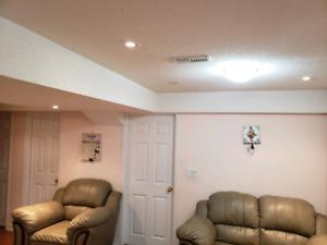 Basement for rent 2 Bedrooms