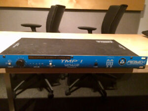 Preamp Peavey TMP-1 Class A tube preamp Modified by Stephen Sank