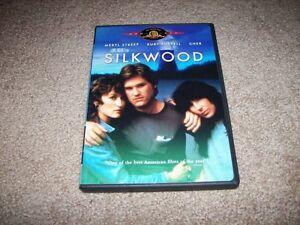 Silkwood on DVD OOP Kurt Russell, Meryl Streep, Cher