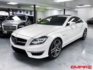 Mercedes-Benz Classe-CLS CLS63 AMG 2012