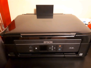 Epson XP-310 Scanner and Color Printer Wireless