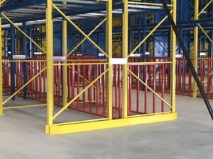 Safety Guarding and Wire Mesh Partitions