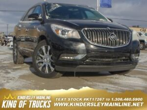 2017 Buick Enclave Leather  - Power Liftgate -  Leather Seats
