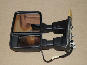2008 - 2016 F250 Tow Mirror (Drivers Side)