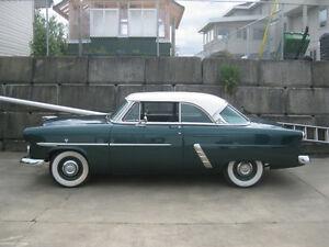 1952 Ford Victoria Hardtop
