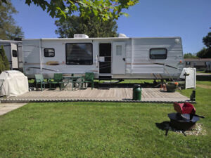 Kawartha Trails Resort trailer for SALE